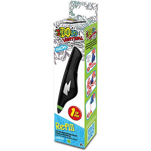 """Картридж для 3Д ручки """"Вертикаль"""", неоновый зеленый от REDWOOD 3D"""