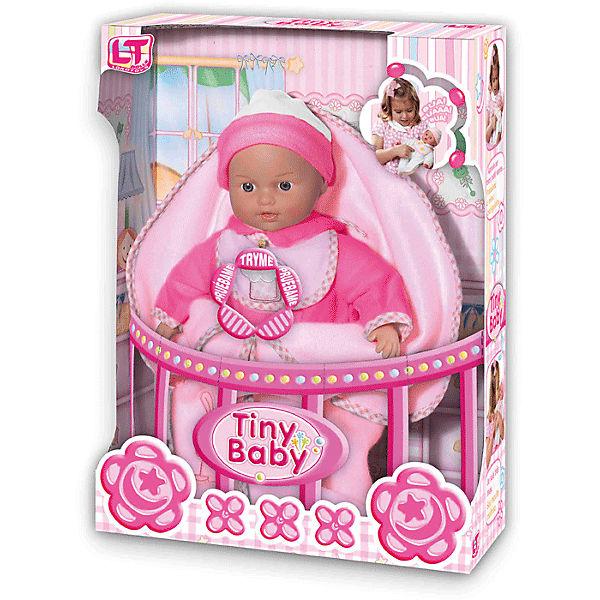 """Кукла """"Tiny Baby"""" с конвертом для новорожденных, Loko Toys"""