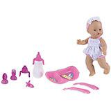"Кукла ""Le Petit Bebe"" с аксессуарами для кормления, Loko Toys"