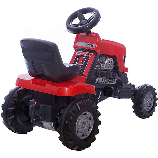 """Каталка-трактор с педалями """"Turbo"""", Полесье"""