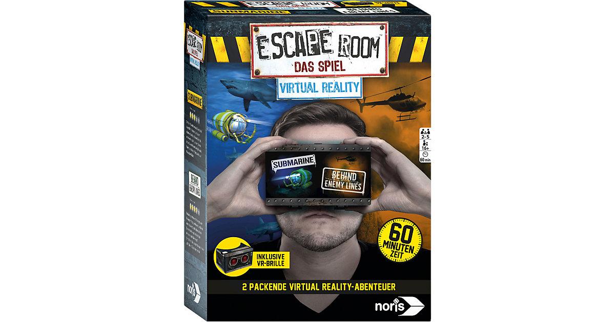 Escape Room Virtual Reality Brille