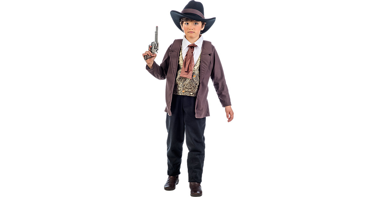 Limit · Kostüm Wild West Boy Luke, 3-tlg. Gr. 116/128