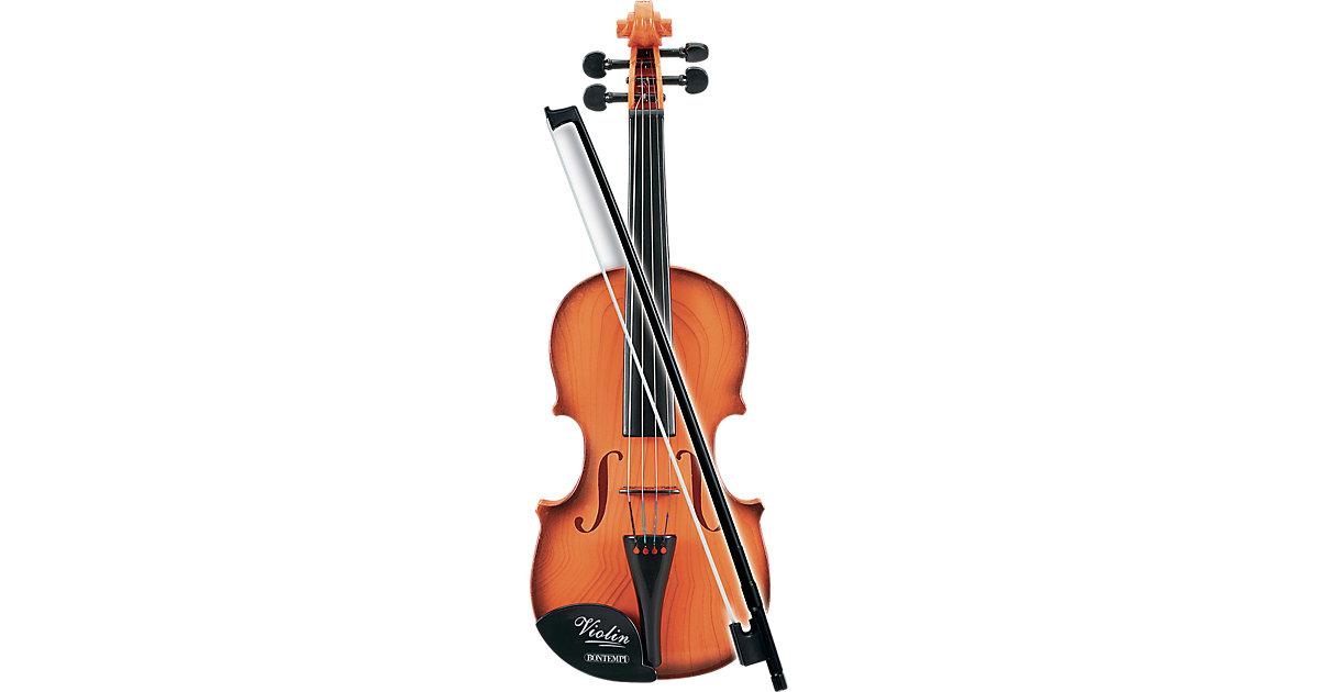 Bontempi · Geige im Holzdesign
