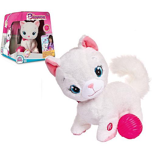 Кошка Bianca интерактивная, эл/мех от IMC Toys