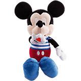 """Disney Мягкая игрушка """"Микки и весёлые гонки: Поцелуй от Микки"""" (34 см, интеракт., звук)"""
