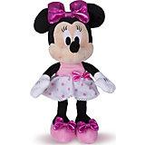 """Disney Мягкая игрушка """"Минни: Минни Маус"""" (34 см, звук, музыка)"""