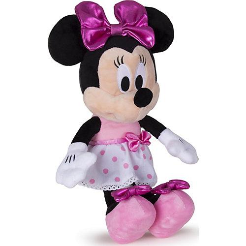 "Disney Мягкая игрушка ""Минни: Минни Маус"" (34 см, звук, музыка) от IMC Toys"
