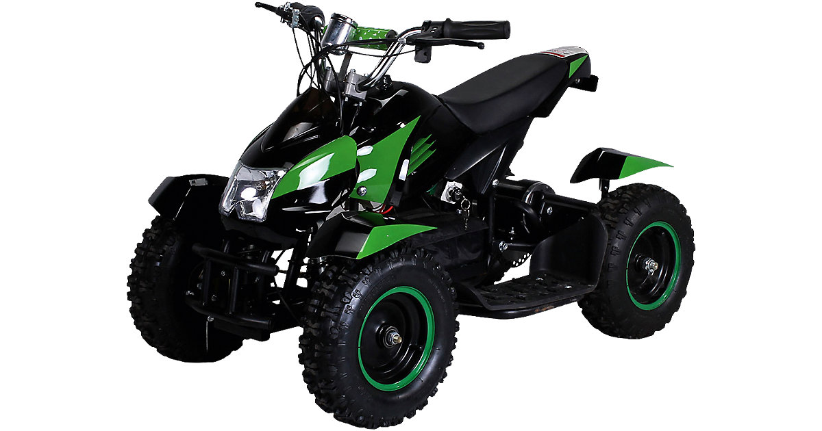 Miniquad Cobra Elektro 800, schwarz/grün