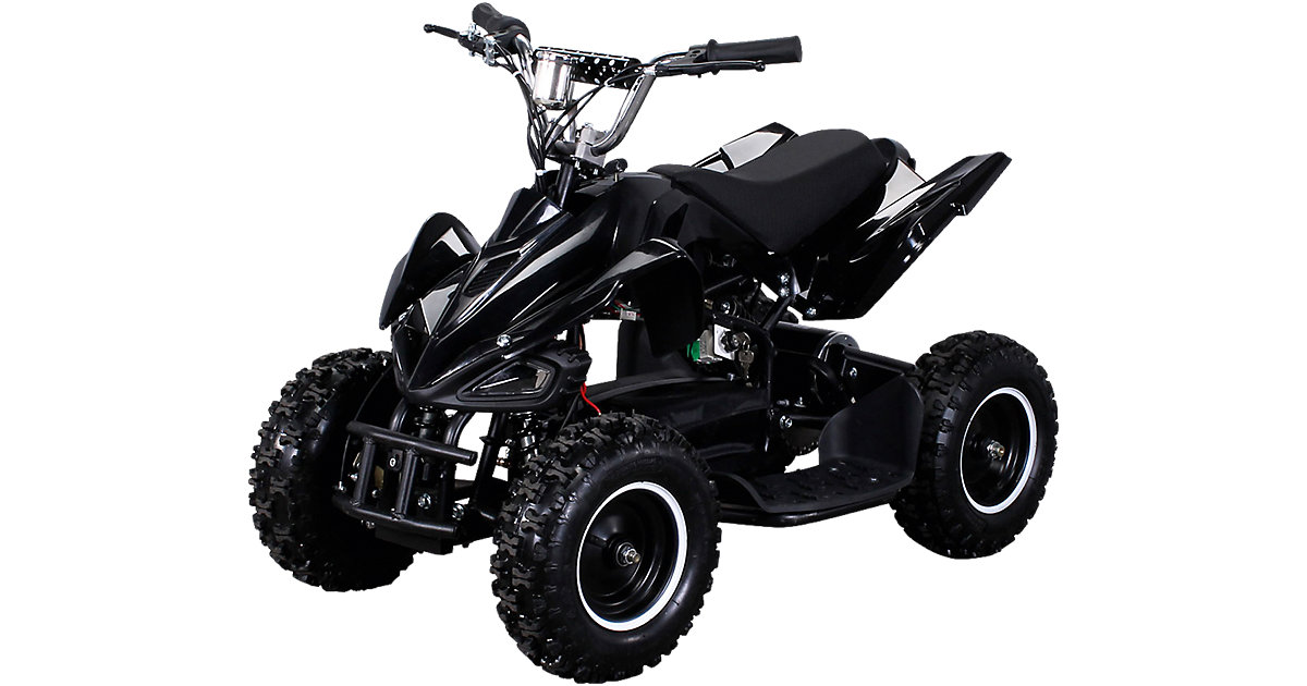 Miniquad Racer 800 Elektro, schwarz