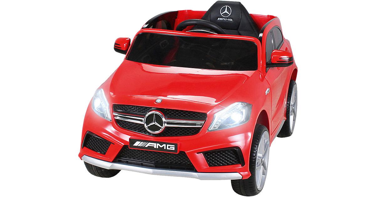Kinder Elektroauto Mercedes Benz AMG A45 2 x 35 Watt Motor, rot