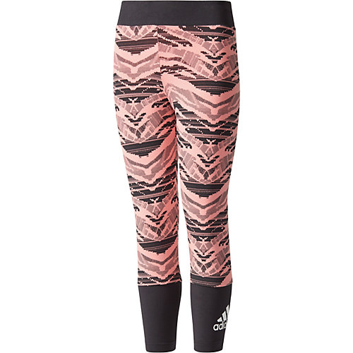 ADIDAS,ADIDAS PERFORMANCE 7/8 Sportleggings X-CITE Gr. 116 Mädchen Kleinkinder | 04058032155737