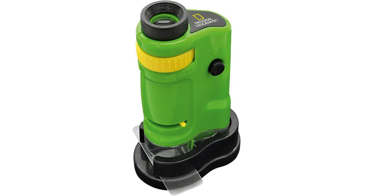 National Geographic - Kompaktes Handmikroskop