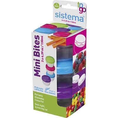 3 tlg lunchboxen set to go f r suppe fr hst ck und nudeln sistema mytoys. Black Bedroom Furniture Sets. Home Design Ideas