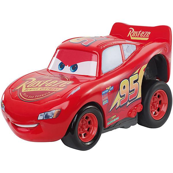 Машинка с автоподзаводом, Тачки