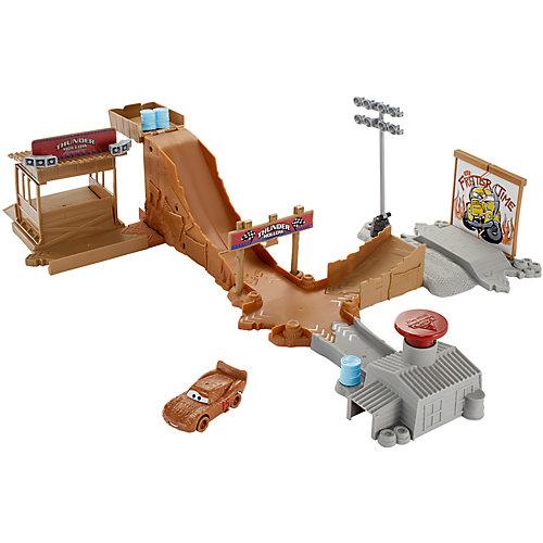 Легендарная трасса, Тачки от Mattel