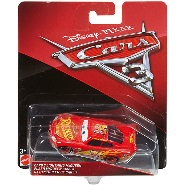 Disney Cars 3 Die Cast Lightning Mcqueen Disney Cars Mytoys