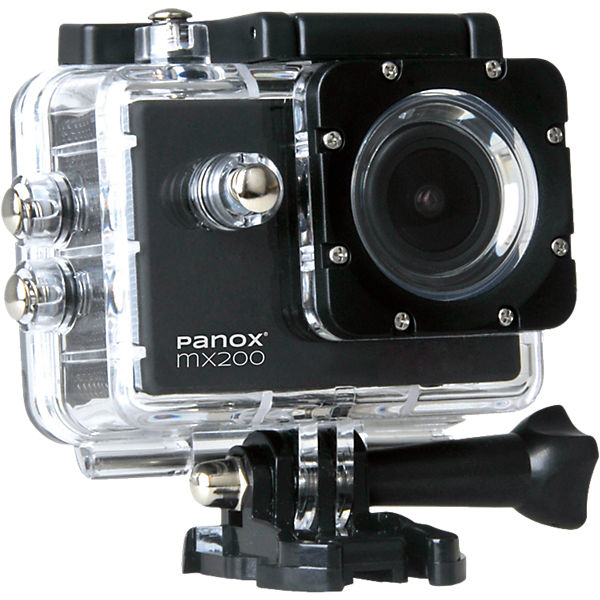 panox action cam mx200 easypix mytoys. Black Bedroom Furniture Sets. Home Design Ideas
