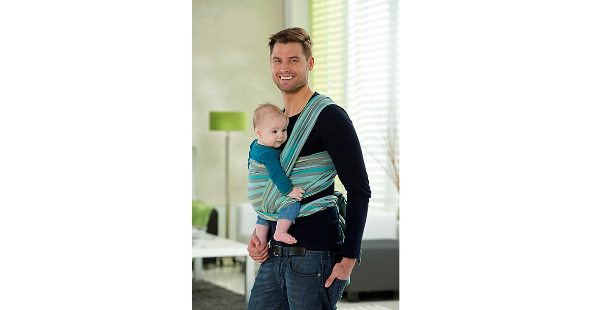 Tragetuch Carry Sling, pacific, 450 x 70 cm