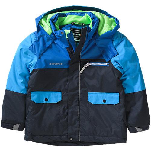 ICEPEAK Winterjacke JAMIE Gr. 104 Jungen Kleinkinder | 06413687332342