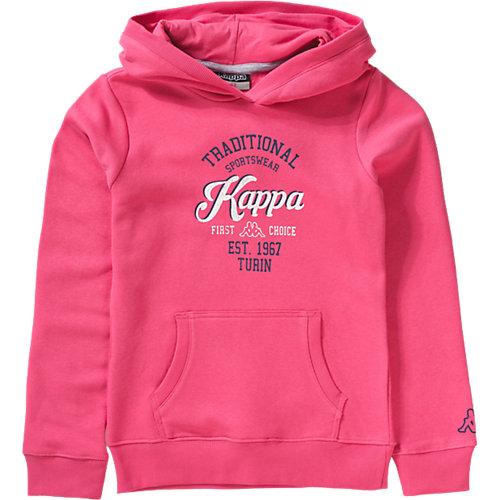 Kappa Sweatshirt AKANO mit Kapuze Gr. 176 Mädchen Kinder