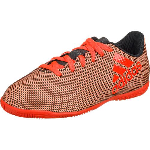 adidas Performance Fußballschuhe X 17.4 IN J Gr. 31 jetztbilligerkaufen