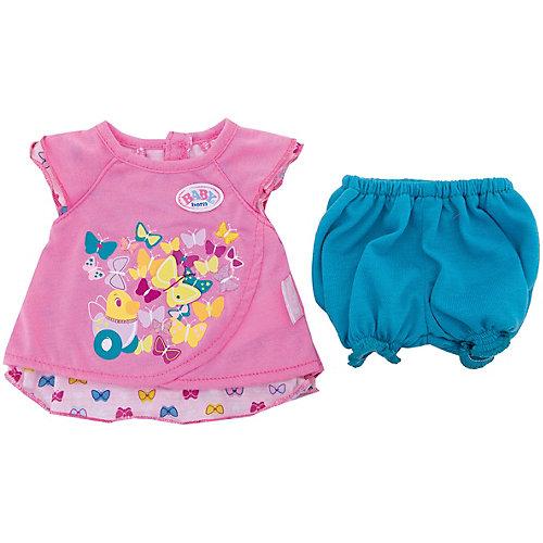 Туника с шортиками, BABY born, розовая от Zapf Creation