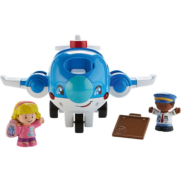 Fisher-Price Little People Flugzeug, Fisher Price