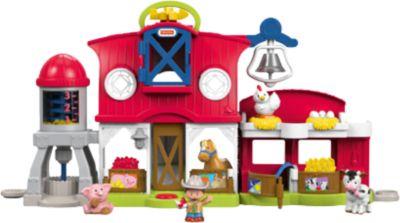 Action- & Spielfiguren Mattel Fisher Price Little People Zug