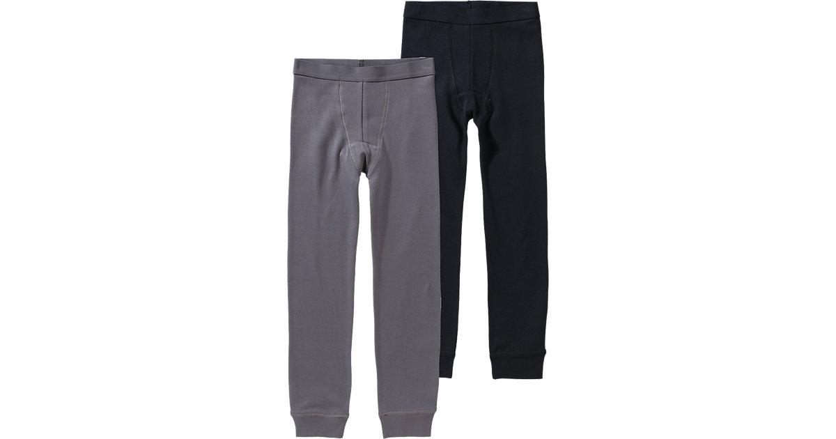Lange Unterhosen Doppelpack Gr. 110 Jungen Klei...