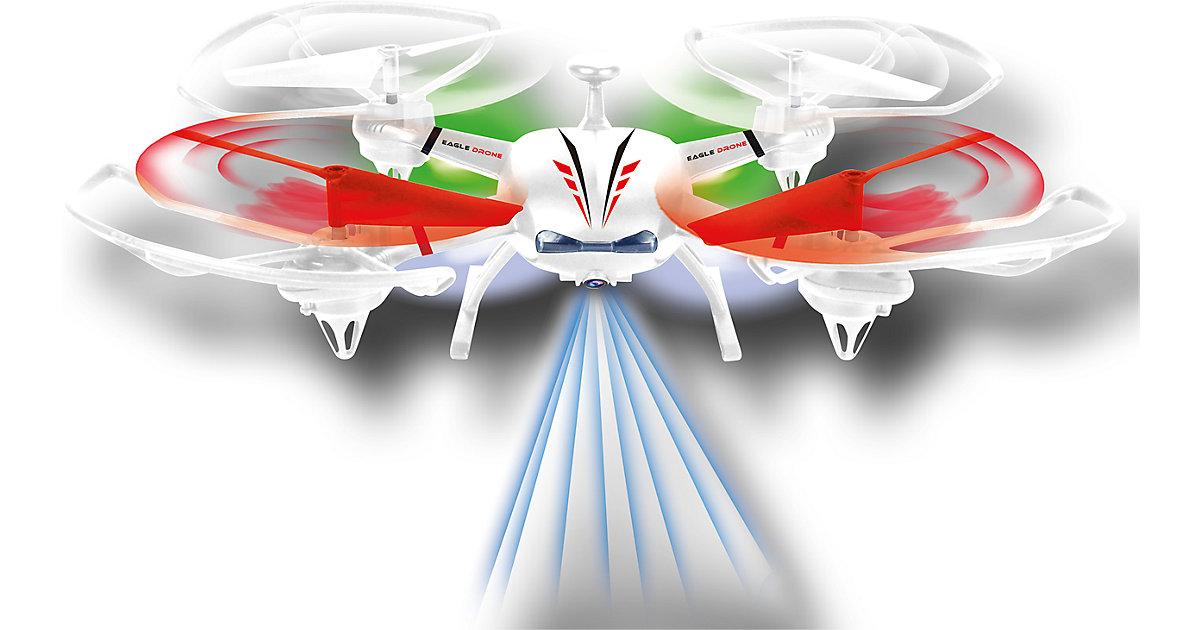 RC Quadrocopter Eagle Drone mit Kamera
