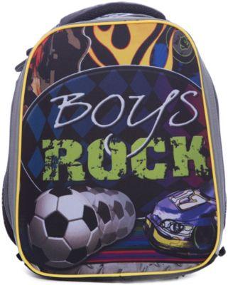 Рюкзак школьный каркасный Rock
