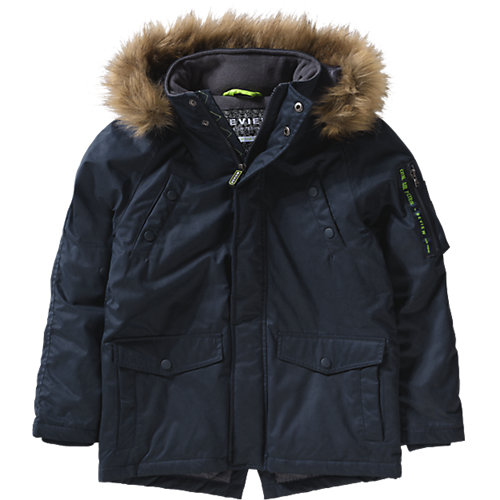 Review Winterparka Gr. 164/170 Jungen Kinder | 04058752549663