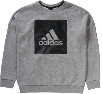 Sweatshirt ID LIN für Jungen, adidas Performance