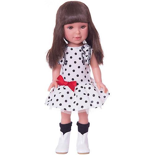 Кукла Паулина, брюнетка с челкой, Весна Техас, Vestida de Azul от Vestida de Azul