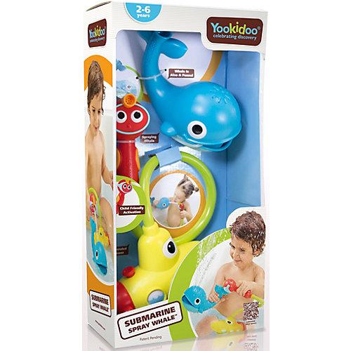 """Игрушка водная душ """"Подводная лодка и Кит"""", Yookidoo от Yookidoo"""