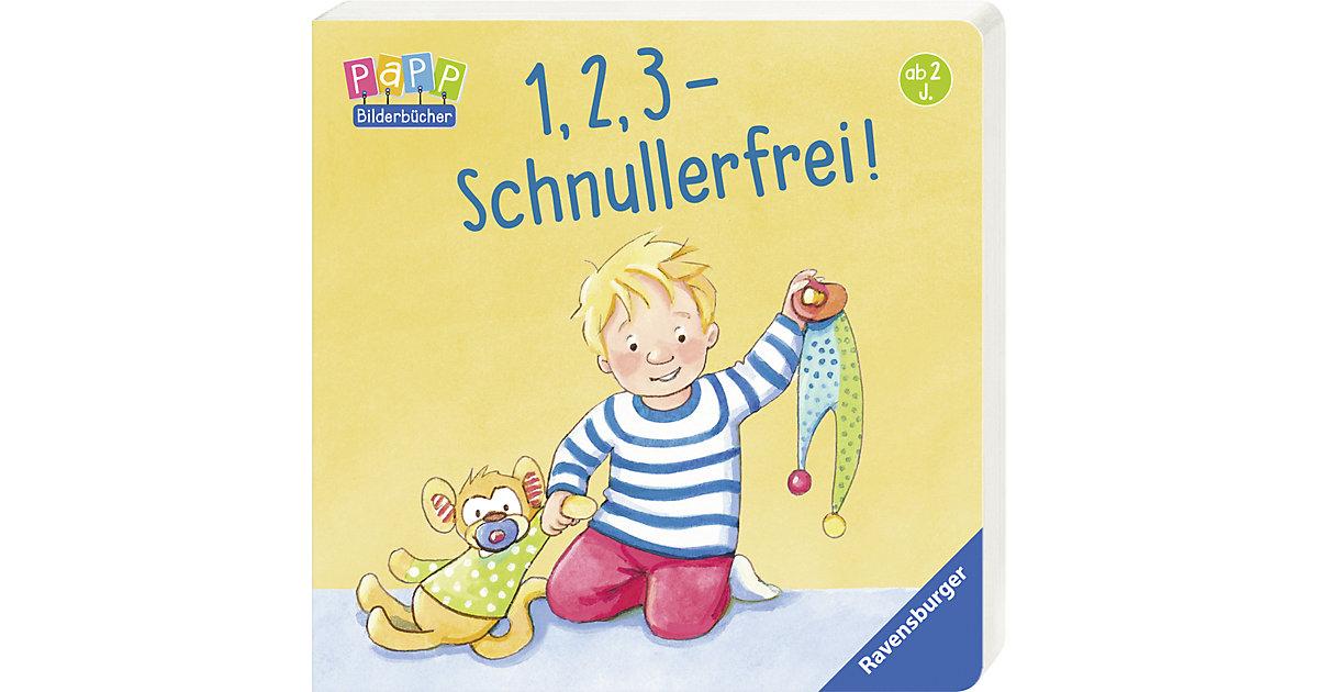 1, 2, 3: Schnullerfrei!