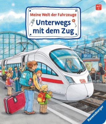 Buch - Meine Welt der Fahrzeuge: Unterwegs mit dem Zug