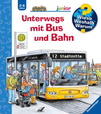 Buch - WWW junior Unterwegs mit Bus und Bahn