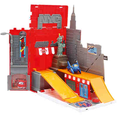 Super Wings New York Stunt Spielset