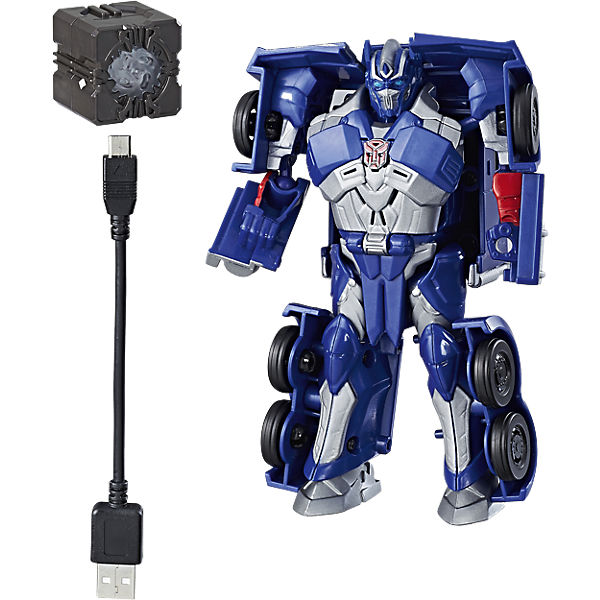Transformers Movie 5 All Spark Tech Starter Set Optimus Prime