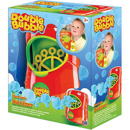 Машина для пускания мыльных пузырей Double Bubble, HTI от HTI