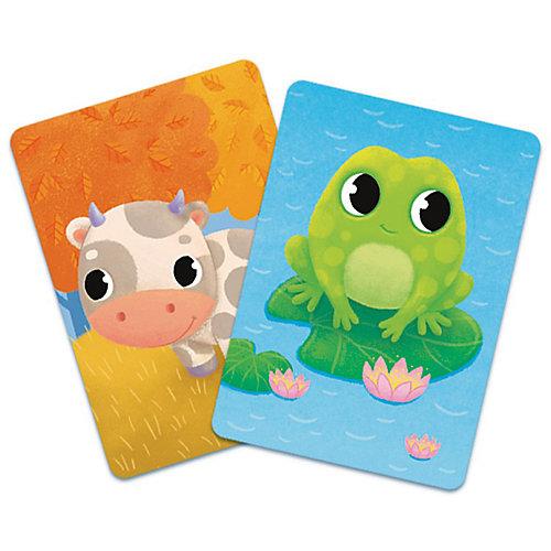 """Мемори для малышей """"Животные"""", 31 карточка"""