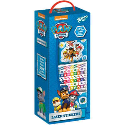 PAW Patrol Stickerbox, 350 Sticker