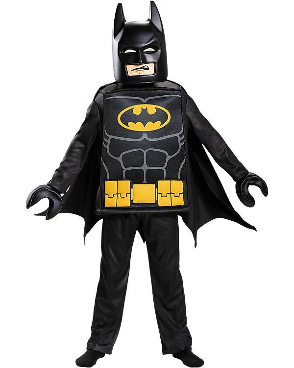 Kostüm LEGO Batman Deluxe, 5-tlg., Batman