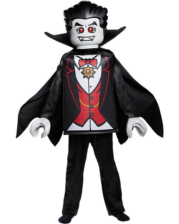 Kostüm LEGO Vampir Deluxe, 5-tlg., LEGO