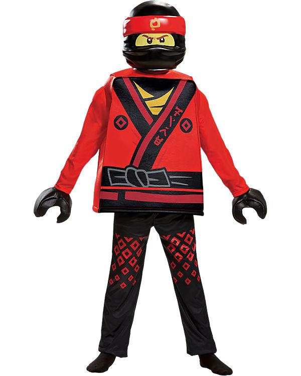 Kostum Lego Ninjago Movie Deluxe 5 Tlg Lego Ninjago Mytoys