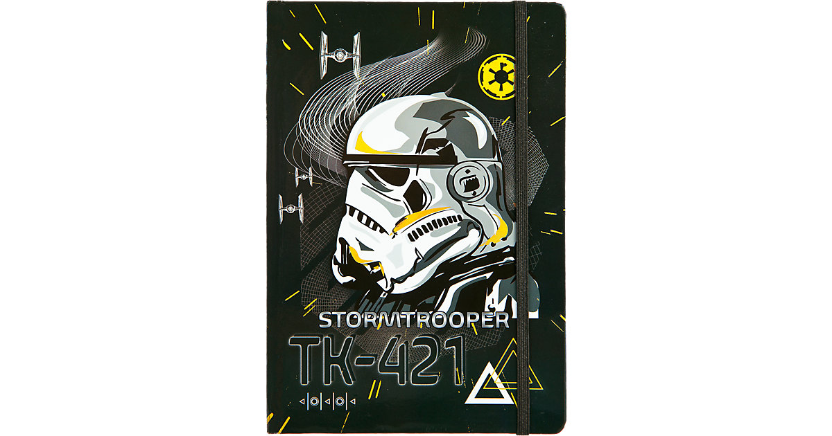 Notizbuch A5 Star Wars Galaxy