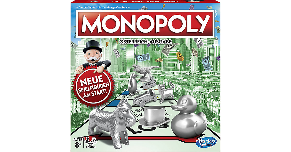 Monopoly Classic Österreich Ausgabe