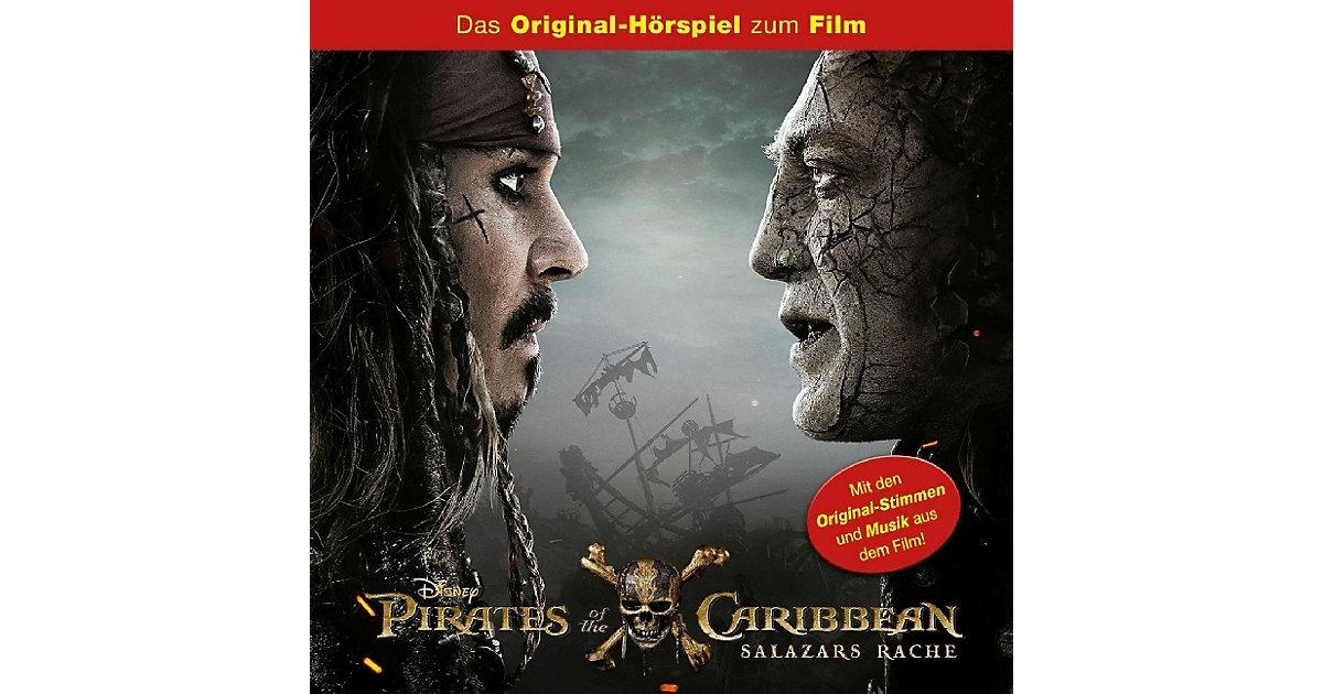 CD Fluch der Karibik 5 - Hörspiel zum Film
