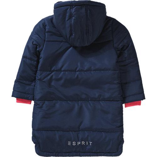 - Esprit Wintermantel mit Kapuze Gr. 92/98 Mädchen Kleinkinder | 03663760614886